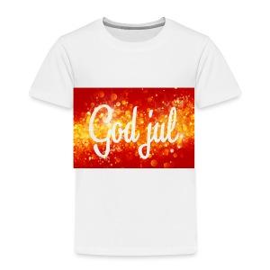 kjempe kul caps - Premium T-skjorte for barn