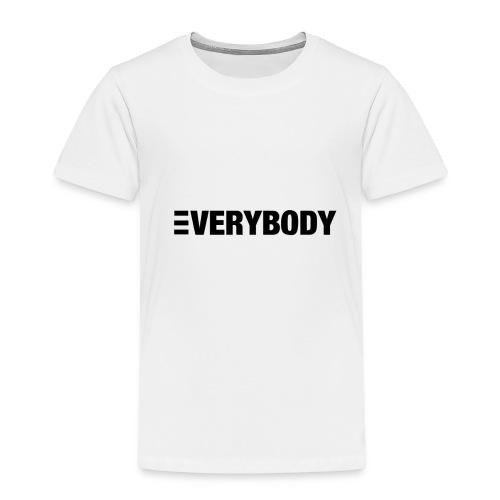 everybody noir - T-shirt Premium Enfant