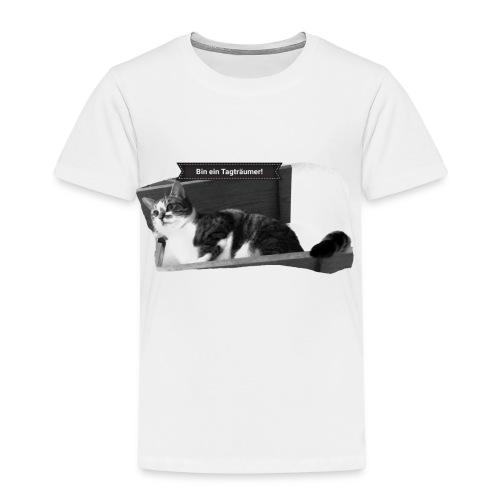 Das Bin ein Tagträumer - Kinder Premium T-Shirt