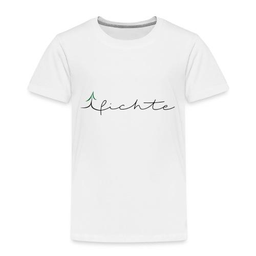 Fichtenberg-Oberschule (Steglitz-Zehlendorf) - Kinder Premium T-Shirt