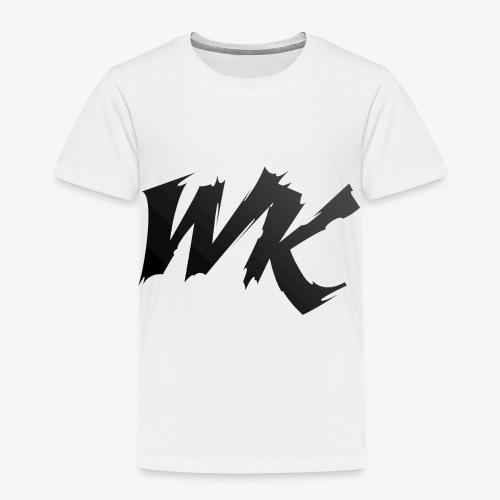 WK black - Kids' Premium T-Shirt