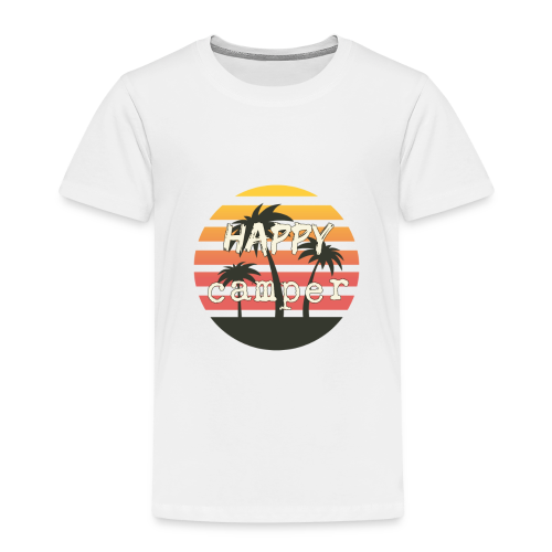 Happy Camper - Kids' Premium T-Shirt
