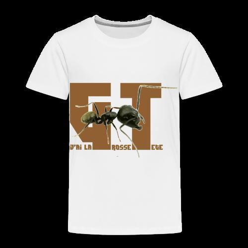 JLGT Ant - T-shirt Premium Enfant