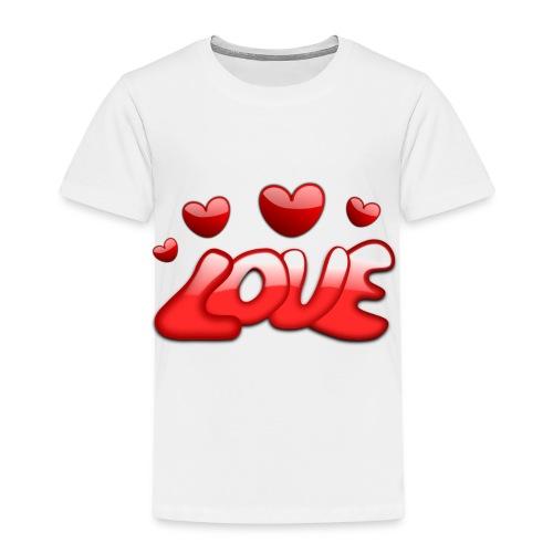love 150277 1280 - Kinder Premium T-Shirt