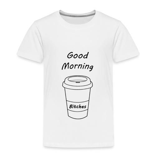 Guten Morgen t-shirt - Kinder Premium T-Shirt