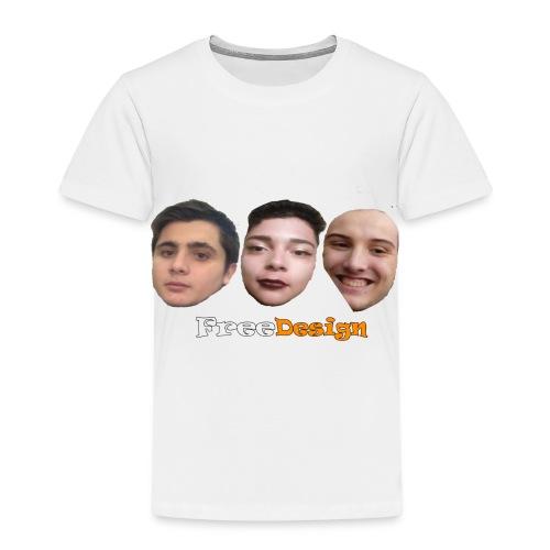 Creators Logo - Camiseta premium niño