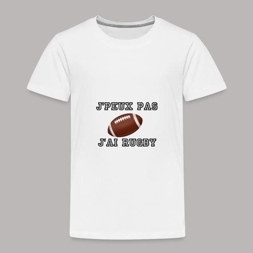 rugby - T-shirt Premium Enfant