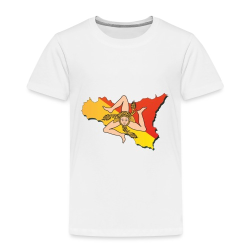 I love Sicilia - Kinder Premium T-Shirt