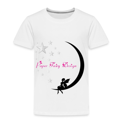 Paper Fairy Design - Kinder Premium T-Shirt