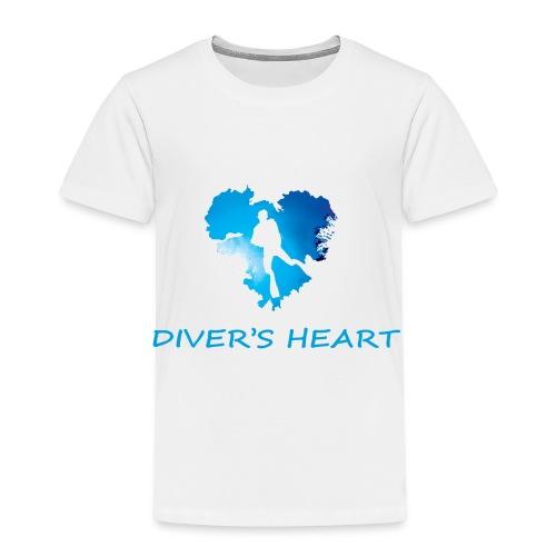 serce-png - Koszulka dziecięca Premium