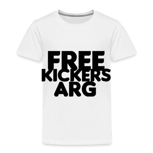 T SHIRT FREEKICKERSARG - Camiseta premium niño