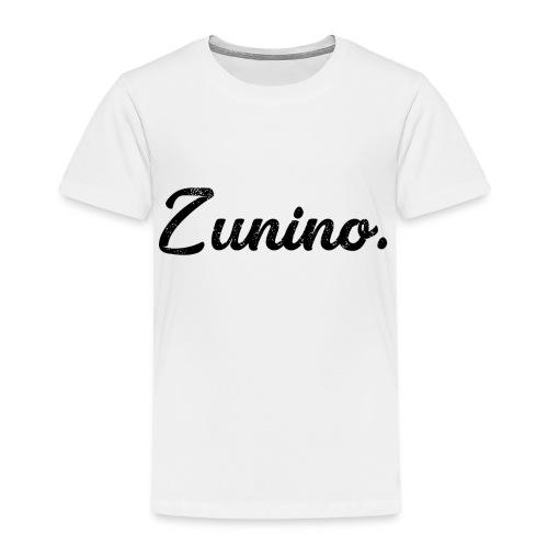 Zunino. COLLEZIONE INVERNALE - Maglietta Premium per bambini