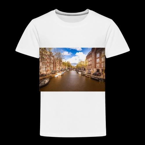 Amsterdam Style 2 - Kinder Premium T-Shirt