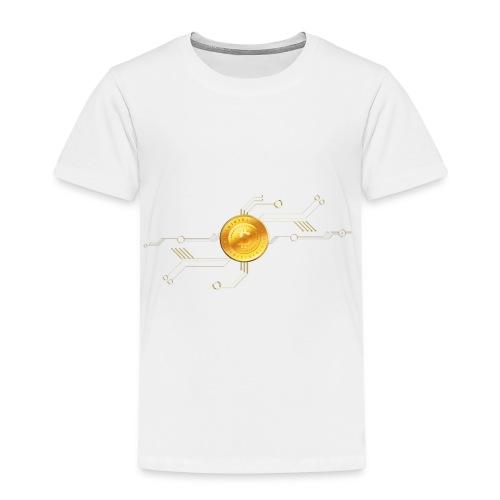Bitcoin - Kinder Premium T-Shirt