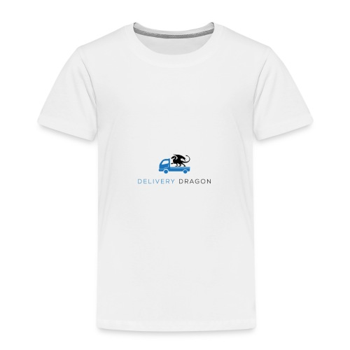 Delivery Dragon Logo - Kids' Premium T-Shirt