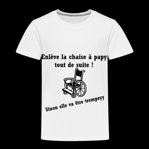 La chaise à papy - T-shirt Premium Enfant