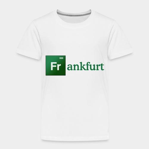 Frankfurt T-Shirt - Kinder Premium T-Shirt