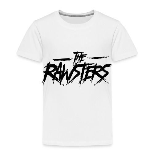 The Rawsters Logo - T-shirt Premium Enfant
