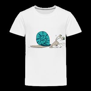GILBERT L'ESCARGOT - T-shirt Premium Enfant