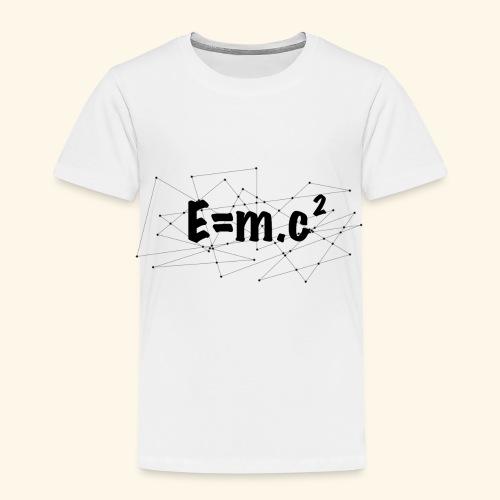 e=m.c^2 - T-shirt Premium Enfant