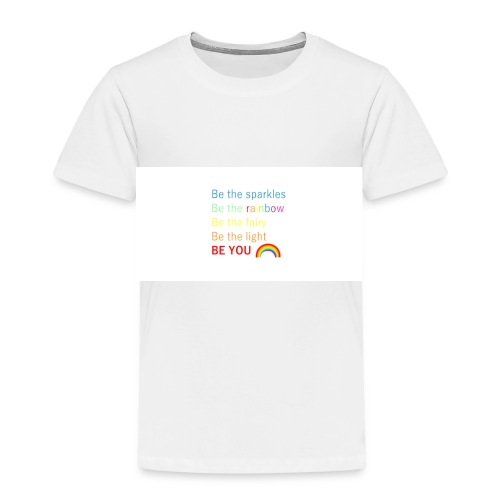 Be the sparkle - Kids' Premium T-Shirt