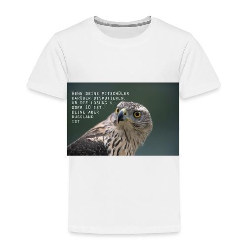 Klassenarbeiten - Kinder Premium T-Shirt