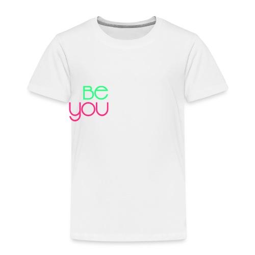 be you - Maglietta Premium per bambini