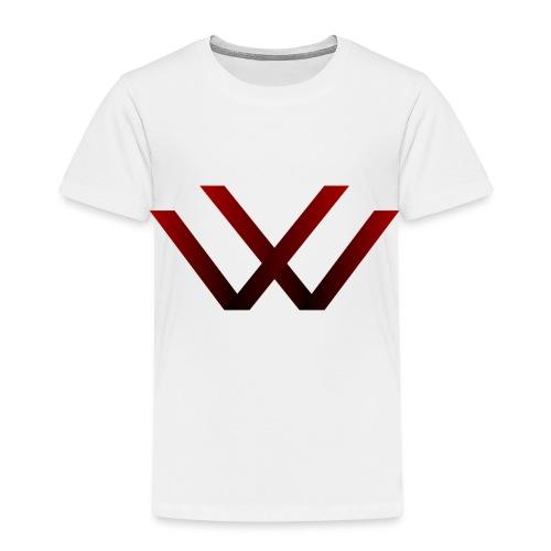English walaker design - Kids' Premium T-Shirt