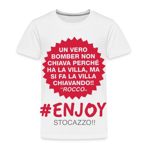 EnjoyStoCazzo 8 - Maglietta Premium per bambini