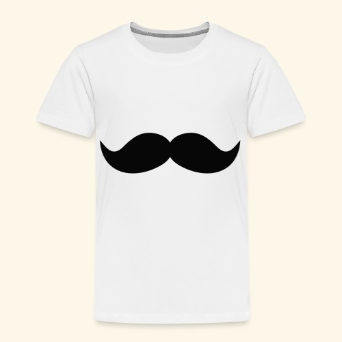 Mustache-Barbier - Kinder Premium T-Shirt