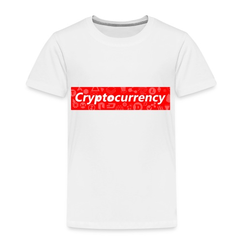 Cryptocurrency - Crypto Currency Logo Design - Kids' Premium T-Shirt