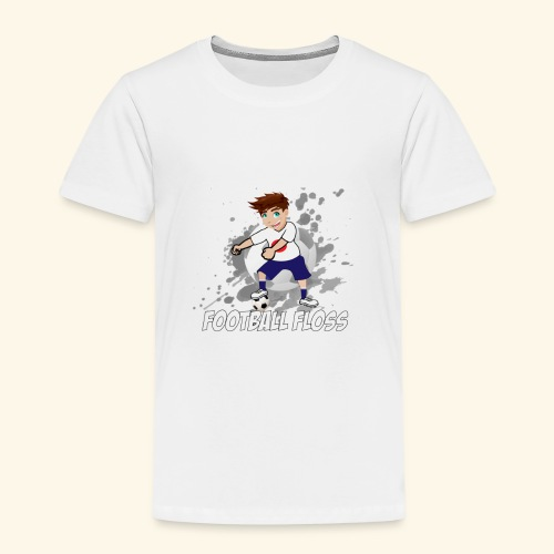 Japan World Cup Football Floss - Kids' Premium T-Shirt
