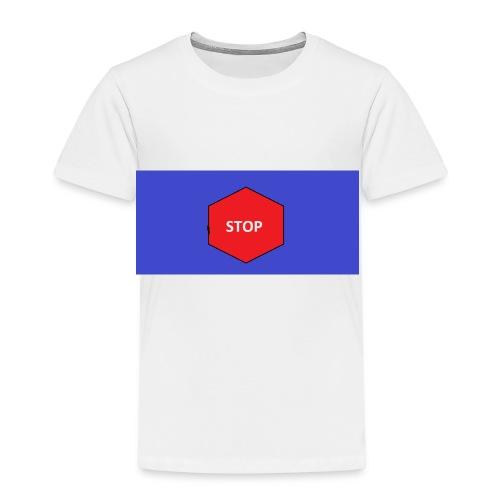 STOP!! - Kinder Premium T-Shirt