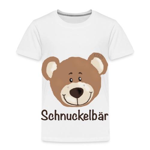 """Motiv Schnuckelbär"""" - Kinder Premium T-Shirt"""