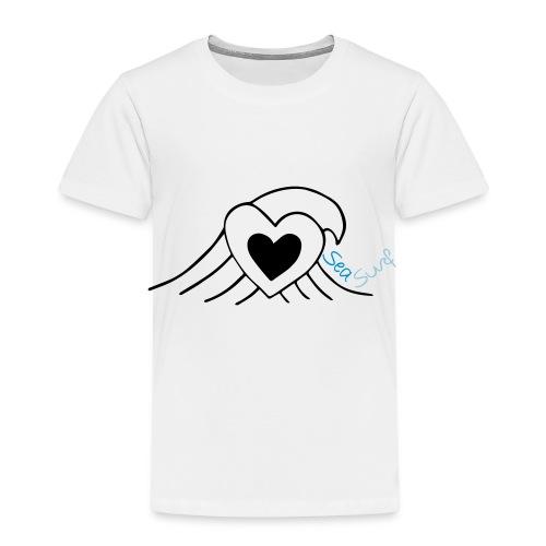 Love Sea Surf - Kinder Premium T-Shirt