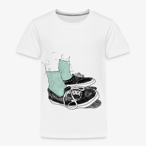 My Happy Sneakers - Kinder Premium T-Shirt