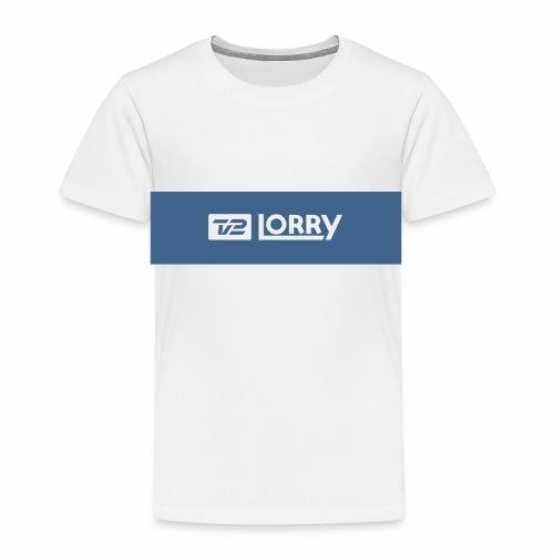 TV2 Lorry - Børne premium T-shirt