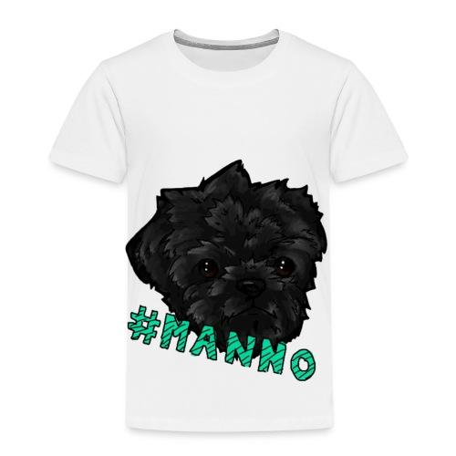 #manno - Kinder Premium T-Shirt
