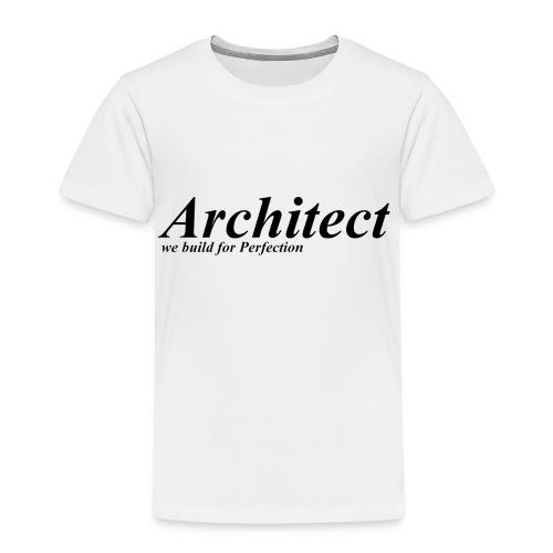 Architect - Kids' Premium T-Shirt