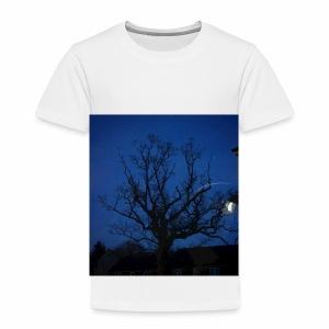 tree night sky - Kids' Premium T-Shirt