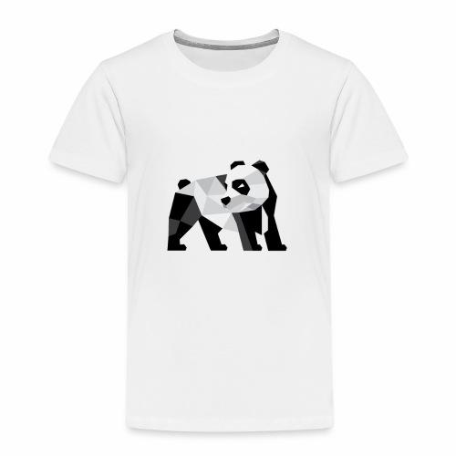 PANDA Modern - Kinder Premium T-Shirt