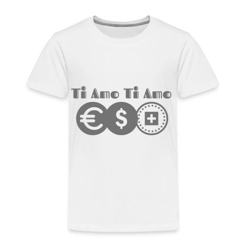 Tia Amo - Kinder Premium T-Shirt