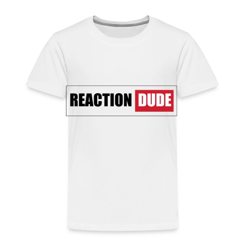 ReactionDude Gear - T-shirt Premium Enfant