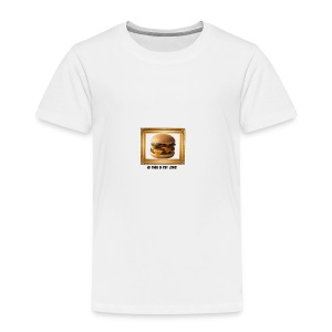 burger bun. - Kids' Premium T-Shirt