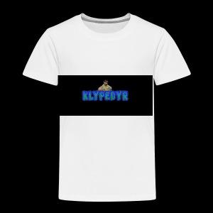 Klypes nettbutikk - Premium T-skjorte for barn