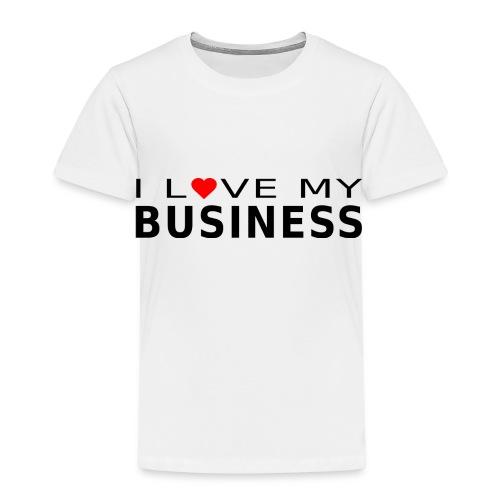 ILoveMyBusiness - Kinder Premium T-Shirt