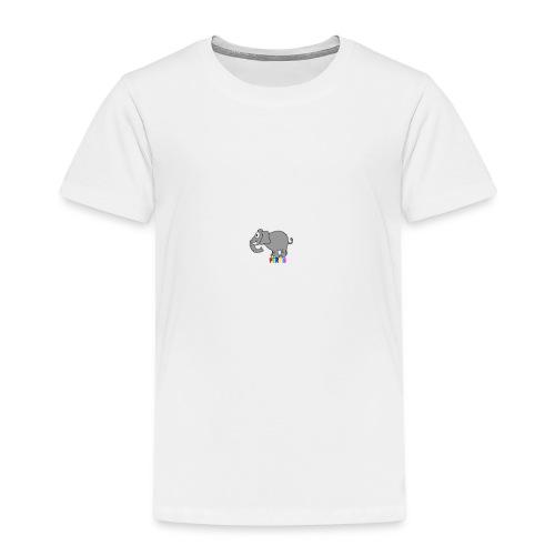 ELEPHANTEYY - Kids' Premium T-Shirt