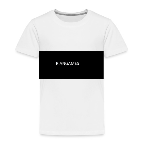 rianGames merch - Kids' Premium T-Shirt