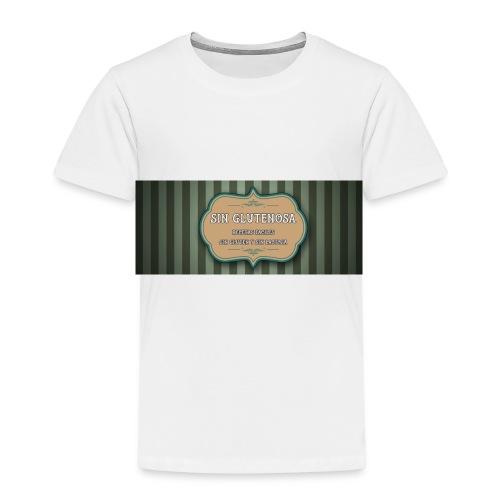 SINGLUTENOSA - Camiseta premium niño