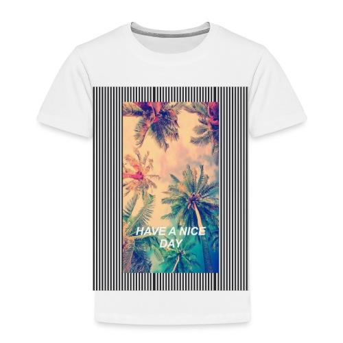 QUE TENGAS UN BUEN DIA - Camiseta premium niño